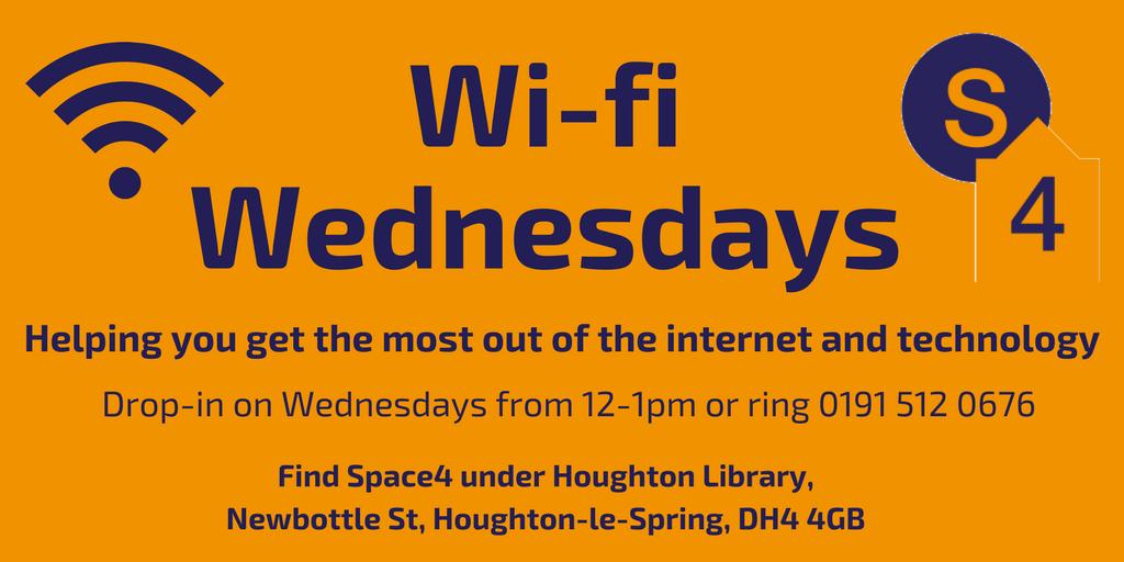 Wifi Wednesdays banner