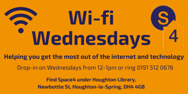 Wifi Wednesdays banner